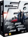 Fast And Furious 1-6 Boks - DVD