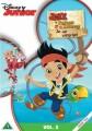 Jake Og Piraterne På Ønskeøen - Sæson 1 - Vol. 2 - Jo-Ho Værs Go - DVD