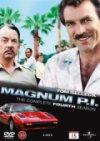 Magnum P.I. - Sæson 4 - DVD