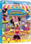 Mickeys Klubhus: Minnies Sløjfebutik - Disney - DVD