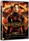 The Hunger Games 3 : Mockingjay - Del 1 - DVD