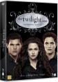 The Twilight Saga Box - Den Komplette Saga - DVD