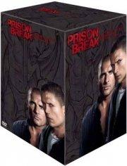 prison break - sæson 1-4 inkl. final break - DVD