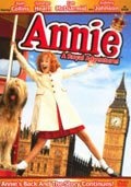 annie 2 - et kongelig eventyr / annie - a royal adventure - DVD