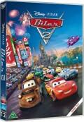 cars 2 / biler 2 - disney - DVD
