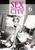 sex and the city - sæson 6 - episode 13-16 - DVD