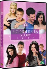 a cinderella story 1-4 - DVD