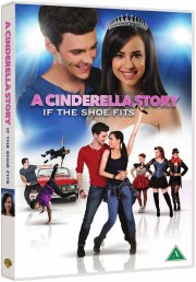 a cinderella story: if the shoe fits - DVD