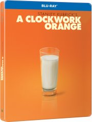 a clockwork orange - limited steelbook - Blu-Ray