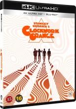 a clockwork orange - 4k Ultra HD Blu-Ray