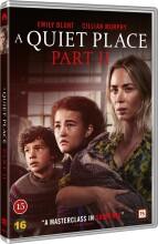 a quiet place 2 - DVD