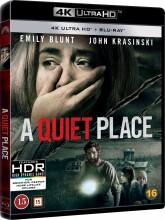 a quiet place - 4k Ultra HD Blu-Ray