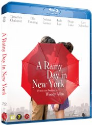 a rainy day in new york - Blu-Ray