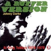 johnny clarke - a ruffer version - cd