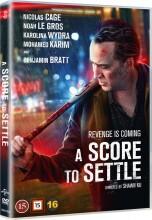 a score to settle - DVD