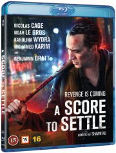 a score to settle - Blu-Ray