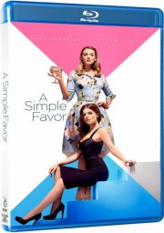 a simple favor - Blu-Ray