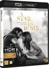 a star is born - 4k Ultra HD Blu-Ray