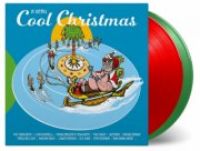 - a very cool christmas - colored edition - Vinyl / LP