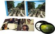 the beatles - abbey road - 50 års jubilæumsudgave - deluxe - cd