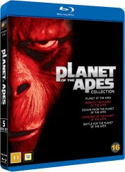 planet of the apes / abernes planet box - 1968-1973 - Blu-Ray