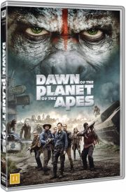 dawn of the planet of the apes / abernes planet revolutionen - DVD