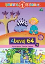 abevej 64 - vol. 4 historien om pernille pindsvin - DVD