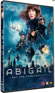 abigail and the forbidden city - DVD