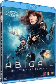 abigail and the forbidden city - Blu-Ray