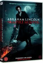 abraham lincoln - vampire hunter - DVD