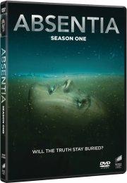 absentia - sæson 1 - DVD