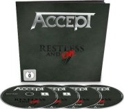 accept restless and live  - Blu-Ray