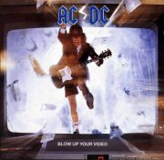ac dc - blow up your video [remastered] - cd