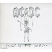 ac dc - flick of the switch - cd