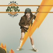 ac dc - high voltage - remastered - cd