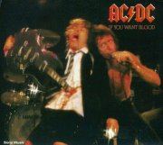 ac dc - if you want blood you've got it - cd