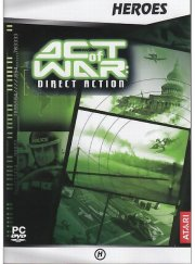 act of war - direct action - PC