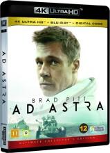 ad astra - 4k Ultra HD Blu-Ray