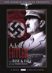 adolf hitler rise and fall of the third reich - DVD