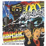 aerosmith - music from another dimension - cd