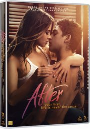 after - the movie - 2019 - DVD