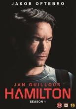 agent hamilton - sæson 1 - DVD