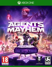 agents of mayhem (day one edition) - xbox one