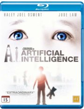 a.i - artificial intelligence / a.i. - kunstig intelligens - Blu-Ray