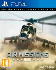 air missions hind - PS4