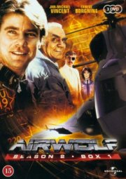 airwolf - sæson 2 - boks 1 - DVD