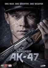 kalashnikov / ak-47 - 2020 - DVD