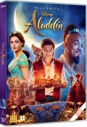 aladdin - 2019 - disney - DVD