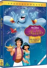 aladdin - special edition - 1992 - disney - DVD