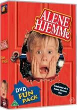 alene hjemme 1-4 box - DVD
